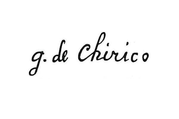 GIORGIO DE CHIRICO-s